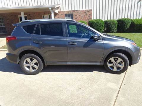 2015 Toyota RAV4 for sale in Steens, MS
