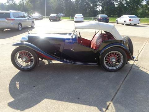 1948 MG TC for sale in Steens, MS