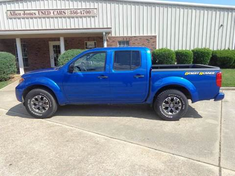 2014 Nissan Frontier for sale in Steens, MS