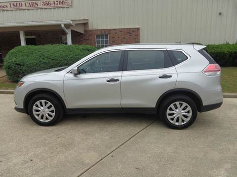 2016 Nissan Rogue for sale in Steens, MS