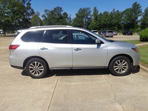 2016 Nissan Pathfinder for sale in Steens, MS