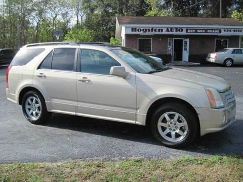 2008 Cadillac SRX
