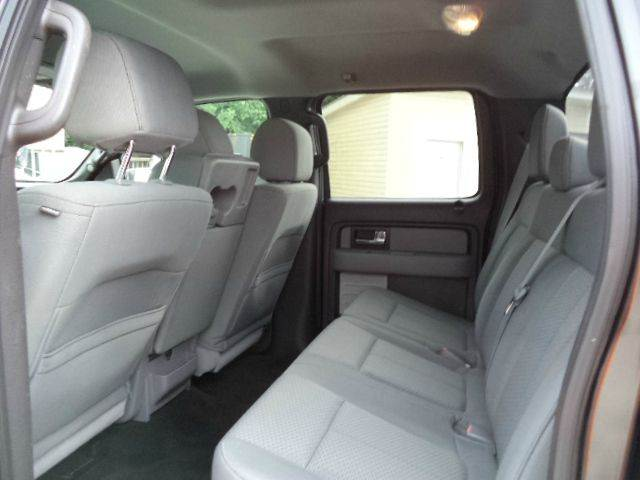 2014 Ford F-150 4x2 XLT 4dr SuperCrew Styleside 5.5 ft. SB - Picayune MS