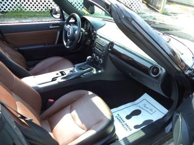 2014 Mazda MX-5 Miata Grand Touring 2dr Convertible 6A w/Power Hard Top - Picayune MS