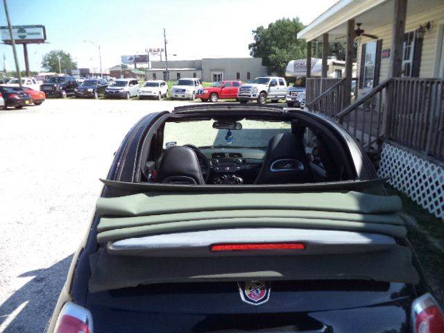 2013 FIAT 500c Abarth 2dr Convertible - Picayune MS