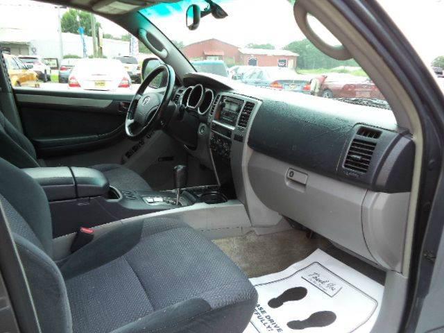 2003 Toyota 4Runner SR5 4dr SUV - Picayune MS