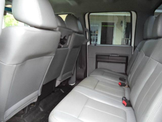 2012 Ford F-350 Super Duty 4x4 XL 4dr Crew Cab 6.8 ft. SB SRW Pickup - Picayune MS