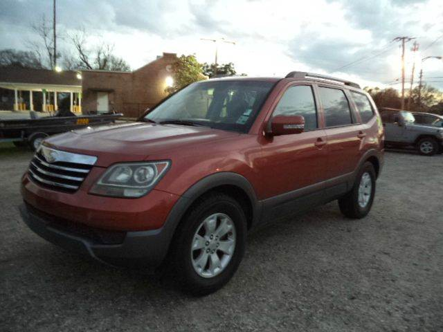 2009 kia borrego lx 4dr suv in picayune ms picayune auto. Black Bedroom Furniture Sets. Home Design Ideas