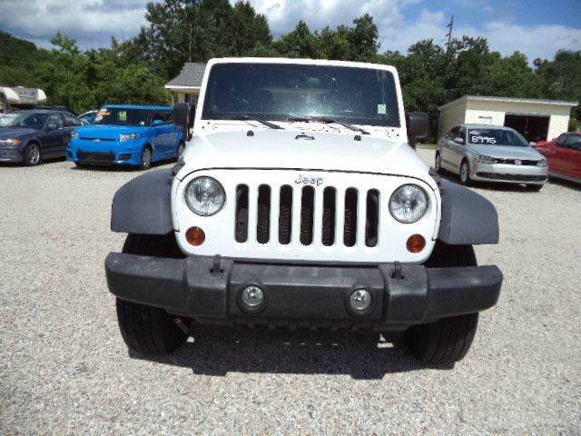 2011 Jeep Wrangler Unlimited 4x4 Rubicon 4dr SUV - Picayune MS