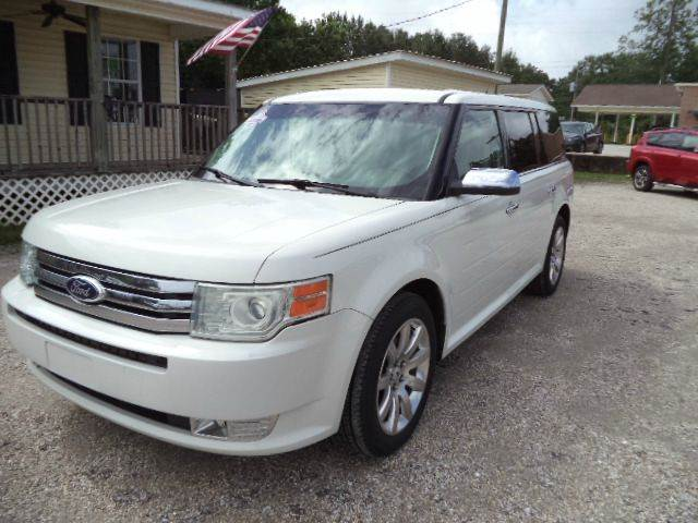 2012 Ford Flex Limited 4dr Crossover - Picayune MS
