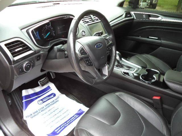 2014 Ford Fusion AWD Titanium 4dr Sedan - Picayune MS