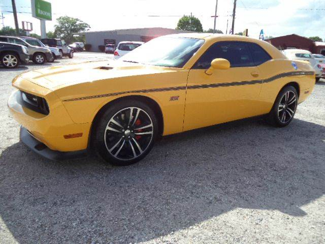 2012 Dodge Challenger SRT8 Yellow Jacket 2dr Coupe - Picayune MS