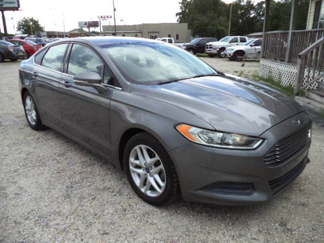 2013 Ford Fusion SE 4dr Sedan - Picayune MS