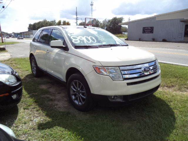Ford Edge Sel Dr Crossover Picayune Ms