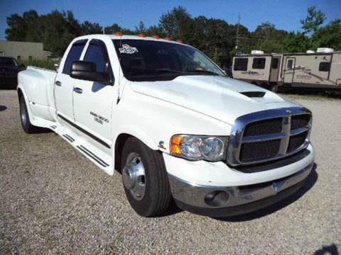 2005 Dodge Ram Pickup 3500 for sale in Picayune, MS