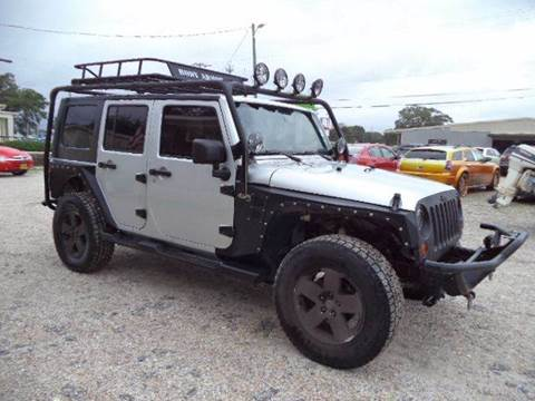 2008 Jeep Wrangler Unlimited for sale in Picayune, MS
