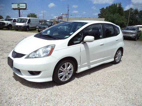 2011 Honda Fit for sale in Picayune, MS