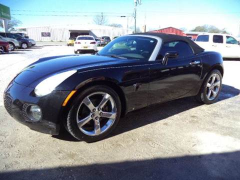 2008 Pontiac Solstice for sale in Picayune, MS