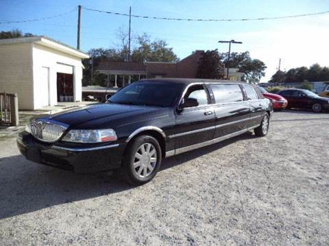 2005 Lincoln Town Car for sale in Picayune, MS