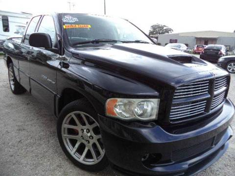 2005 Dodge Ram Pickup 1500 SRT-10 for sale in Picayune, MS