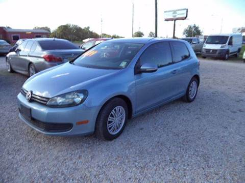 2010 Volkswagen Golf for sale in Picayune, MS