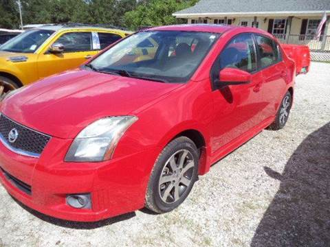 2012 Nissan Sentra for sale in Picayune, MS
