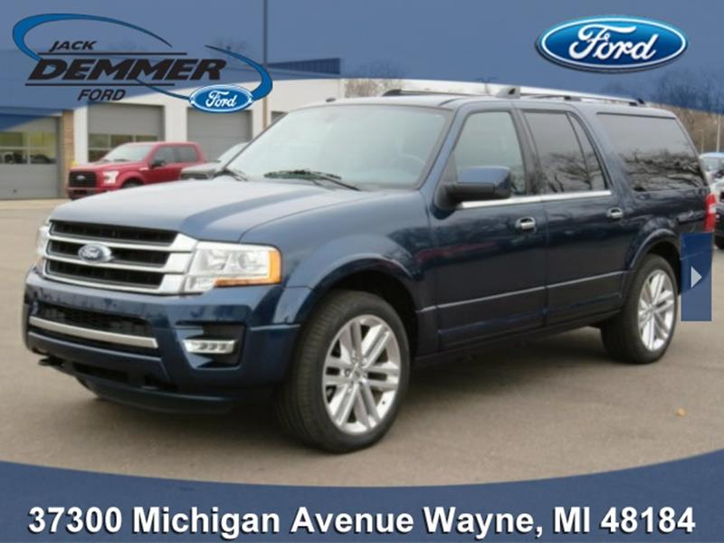 ford expedition for sale in michigan. Black Bedroom Furniture Sets. Home Design Ideas