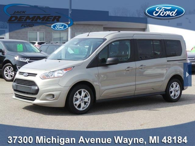 2016 ford transit connect wagon xlt 4dr lwb mini van w rear liftgate in wayne mi jack demmer. Black Bedroom Furniture Sets. Home Design Ideas