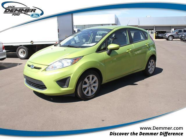 2012 ford fiesta se 4dr hatchback in wayne mi jack demmer ford inc. Black Bedroom Furniture Sets. Home Design Ideas