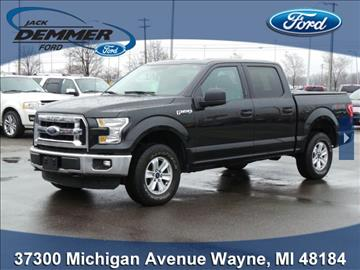 ford f 150 for sale wayne mi. Black Bedroom Furniture Sets. Home Design Ideas