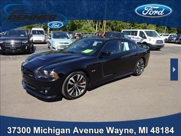 2012 Dodge Charger for sale in Wayne, MI