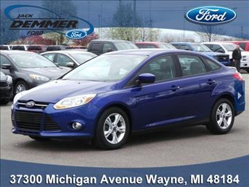 Demmer Ford Used Cars