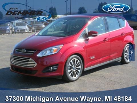 2017 Ford C-MAX Energi for sale in Wayne, MI