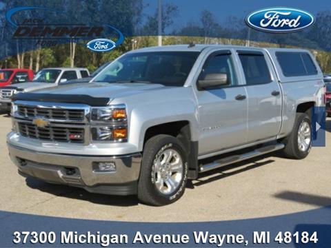 2014 Chevrolet Silverado 1500 for sale in Wayne, MI