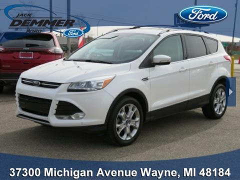 Ford Escape For Sale in Wayne, MI - Carsforsale.com