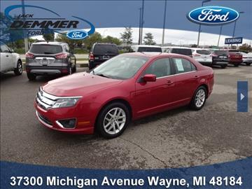 Jack Demmer Ford Used Cars