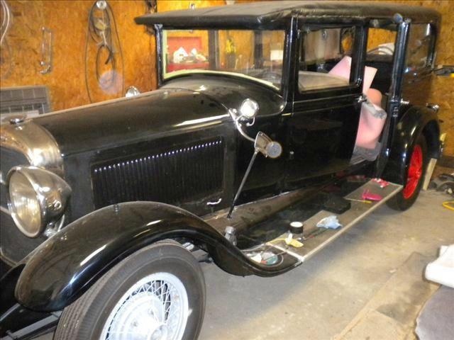 1928 Studebaker Champion