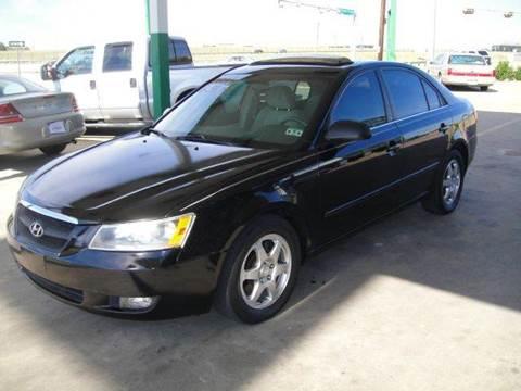 2006 Hyundai Sonata for sale in Dallas, TX