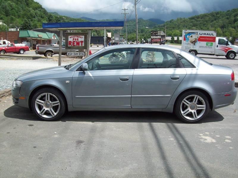 2007 audi a4 awd 2 0t quattro 4dr sedan 2l i4 6a in for Elk mountain motors glenwood audi