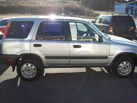 1997 Honda CR-V