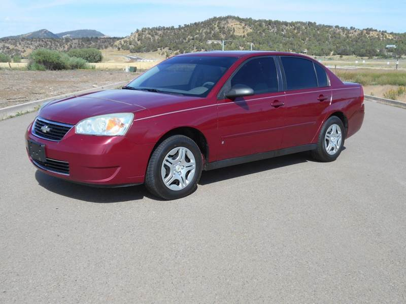2007 chevrolet malibu ls 4dr sedan in durango co sal 39 s. Black Bedroom Furniture Sets. Home Design Ideas