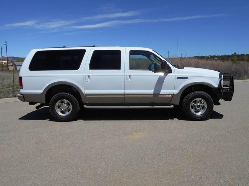 2004 Ford Excursion Eddie Bauer 4WD 4dr SUV - Durango CO