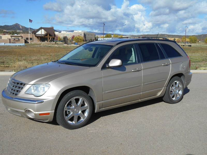 2007 chrysler pacifica awd limited 4dr wagon in durango co sal 39 s motor corral. Black Bedroom Furniture Sets. Home Design Ideas