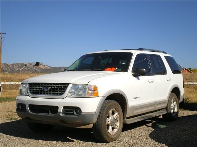 2002 Ford Explorer - DURANGO, CO