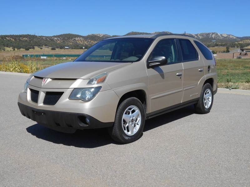 2003 Pontiac Aztek Base Awd 4dr Suv In Durango Co Sal 39 S Motor Corral