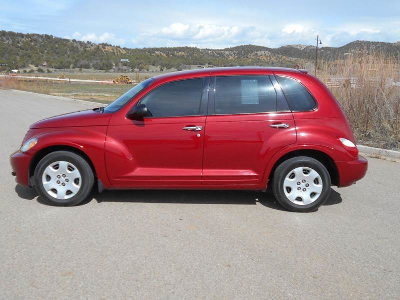 2008 Chrysler PT Cruiser Base 4dr Wagon - Durango CO