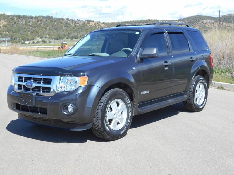 2008 ford escape awd xlt 4dr suv v6 in durango co sal 39 s for Sal s motor corral durango co