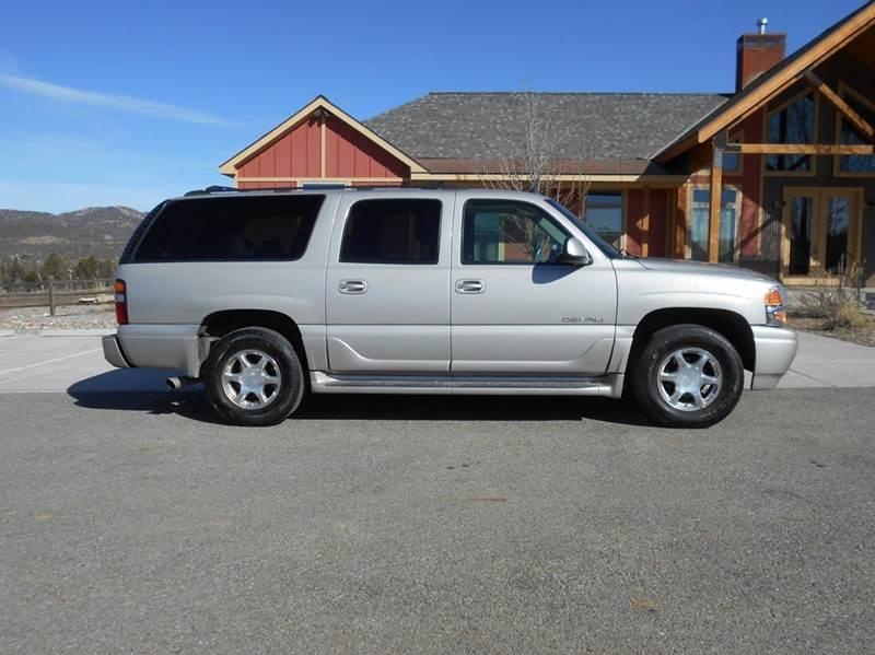 2005 GMC Yukon XL Denali AWD 4dr SUV - Durango CO