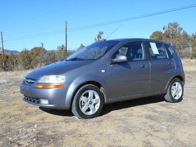 2006 chevrolet aveo lt 5 door in durango co sal 39 s motor for Sal s motor corral durango co
