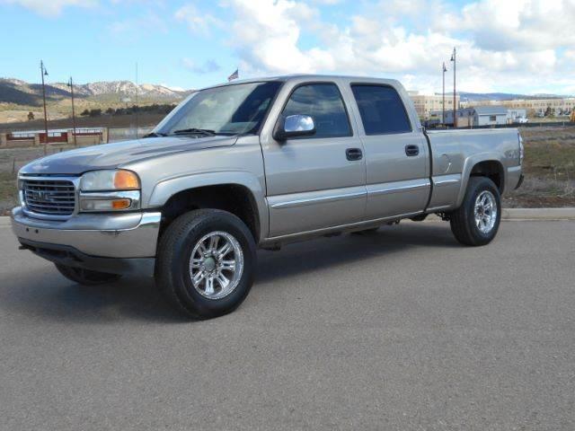 2001 GMC Sierra 1500HD